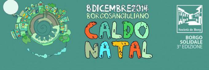 Borgo Natale 2014: Ci Siamo Anche Noi!