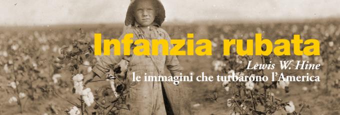"""Invito Conferenza Stampa Inaugurazione Mostra """"Infanzia Rubata"""""""