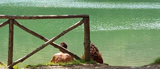 Uscita Al Lago Di Andreuccio