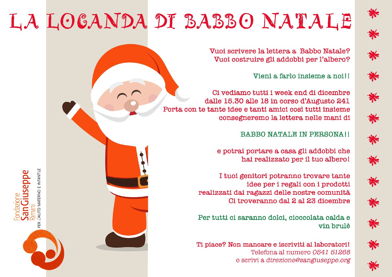 La Locanda Di Babbo Natale
