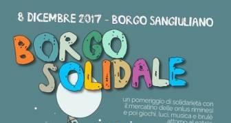 BorgoSolidale 2017