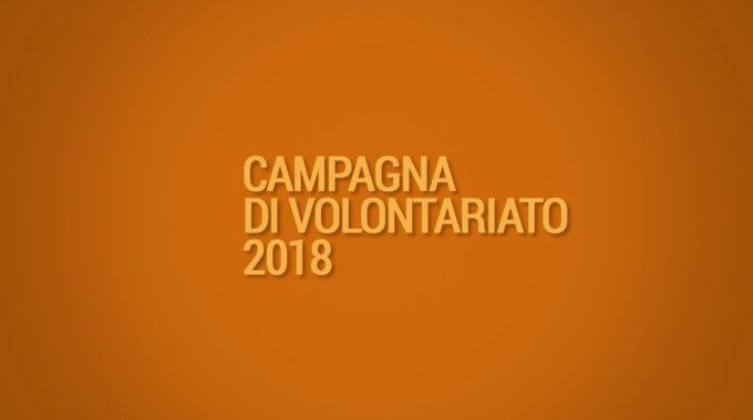 Campagna Di Volontariato 2018