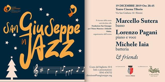 Concerto Di Natale: San Giuseppe In Jazz